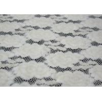 Jacquard Brushed Lace Anti-Static Fabric With 140cm Width SGS CY-LQ0041 Manufactures