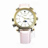 Spy Camera-Exquisite HD MP3 Watch Hidden Camera For Girls 4GB CEE-SG010 Manufactures