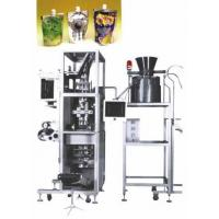 Stand Up Bag with Cap Automatic Liquid Packing Machine Manufactures