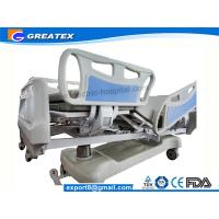 Auto Contour Electric Hospital Bed Anti Rust Treatment With Display Screen Manufactures