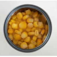 Buy cheap 185g Chinese Yellow Sweet Corn Kernels In Can with Easy Open Lids from wholesalers