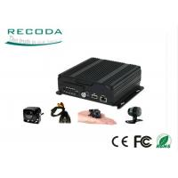 Taxi Car AHD 1080P 4CH Vehicle SD Card Mobile DVR HIS Solution Support 3/4G GPS WIFI Manufactures