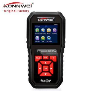 Mini  Konnwei OBD2 Scanner / 12V Engine Diagnostic Analyzer Free Update X431 Pros Manufactures