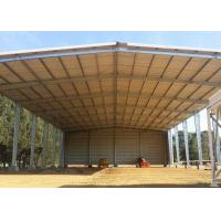 Fast Build Steel Structure Warehouse Shed Galvanized Light Steel Frame Manufactures