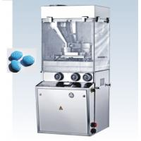 GMP Model Single Rotary Tablet Press Machine With Pre - Pressure And Main Pressure Manufactures