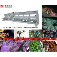 Flat Sequins Laser Embroidery Machine Manufactures