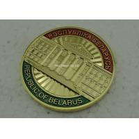 Customized Challenge Coin , 3D Brass Army Souvenir Metal Coin Manufactures