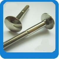M3 - M36 Stainless Steel Bolt and Nuts , Carbon steel Carriage Metric Bolts Manufactures