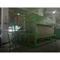 Quality FH - 420 Machine Woven Rugs Carpet Coating Production Line Improve Work Efficiency for sale