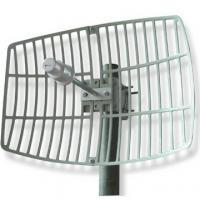 Quality 3400-3600MHz 3.5G Wimax Grid Parabolic Antenna for sale