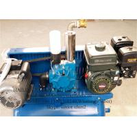 China Dual - Use Mobile Milking Machine For Sale / Electric Motor and Gasoline Engine on sale