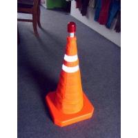 China Retractable Traffic Cones on sale