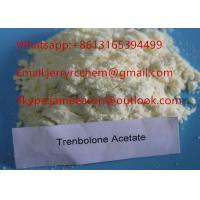 Trenbolone Enanthate Bodybuilding Supplements Steroids , Anabolic Steroid Powder Manufactures