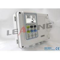 3 Phase Pump Control Panel , Mobile Automatic Water Pump Controller With Starter Manufactures