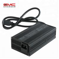 12V 10A Aluminium Alloy with Fan lithium battery charger for E-scooter CE Manufactures