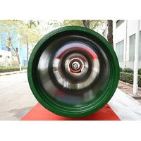 Water Supply K9 Di Pipe T Type Push On Joint , Polyurethane Ductile Iron Pipe Manufactures