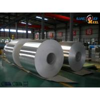 Mill Finished Color AA 1110 Cold Rolled Aluminium Coil For Architectural Decoration Manufactures
