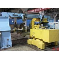 China HUBEI HEQIANG Double-cylinder Hydraulic Wheel Press machine, Automatic Wheelset Press for railway rolling stock on sale