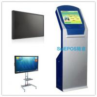 All In One Large Touch Screen Monitor 1920 X 1080 Resolution With VESA Mount Manufactures