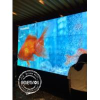 China Ultra Narrow Bezel Video Wall Digital Signage Lcd Screen Seamless 0.44mm 55 Inch Indoor on sale