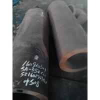 Metalurgy Machinery coated heavy steel structural forged products coated roller heavy forging Manufactures