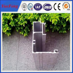 6063/6061/6082/6463 grade aluminium profile, Manufacturer of aluminum profiles Manufactures