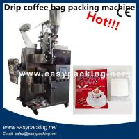 Chinese Price Drip Bag Coffee Powder Packing Machine/equipment Manufactures