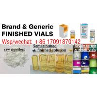 China Bulk Finished Steroids Injection Vials Wholesale Test P TE EQ Susta Deca Tren Dbol Finished 10ml Bottles on sale