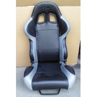 Fashionable Vehicle Seats Adjustable Racing Seats With High Elastic Sponge Manufactures