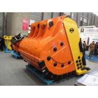 China 8 Cubic Meter Excavator Rock Bucket With Hardox 500 Wearable Steel For EX1800 on sale