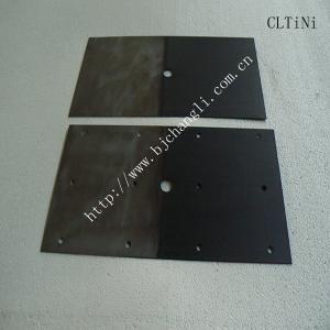 Ru-Ir-Sn coating titanium anode Manufactures