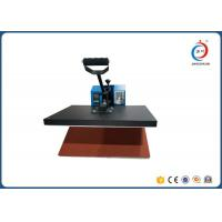 Small Size Clamshell Manual Heat Press Machine Iron Printing Press On T Shirt Manufactures