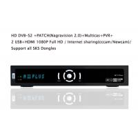 DVB-S2 HDMI 1080P Full High Definition digital Satellite Receivers With USB 2.0 Host Manufactures