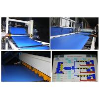Stationery PP / PE Plastic Foam Sheet Extrusion Machine With High Performance Manufactures
