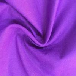 Gorgeous Colors Polycotton Material , Non Fading Plain Poly Cotton Fabric Manufactures