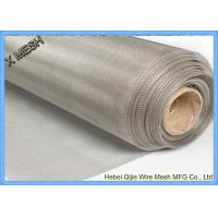 5 Micron Stainless Steel Woven Wire Cloth Dutch Mesh 0.914m X 30m For Filter Manufactures