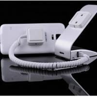COMER metal security mobile phone alarm retractable holder desk display stands for retail stores Manufactures