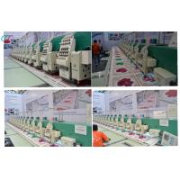 China Mixed head Chain-Stitch Industrial Embroidery Machine for Garment Tee Shirt on sale