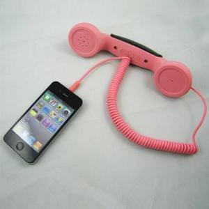 KK T-01 Retrp telephone handset for Iphone with 3.5jack