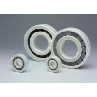 High Precision And Mini size Full Ceramic Bearings ZrO2 Or Si3N4