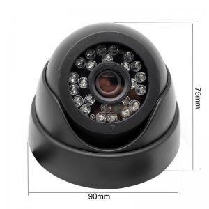 China Dome Shape Car Night Vision Camera Reverse Rear View Mirror Camera 480 TVL on sale
