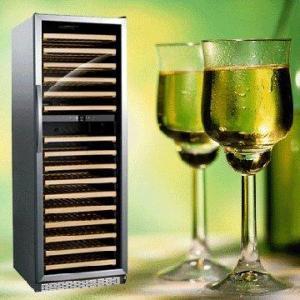 China 438L Compressor Wine Cooler on sale
