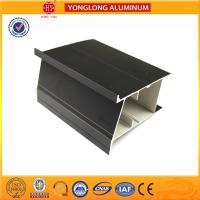 Rectangle Raw Powder Coated Aluminium Extrusions Surface Brightness Manufactures