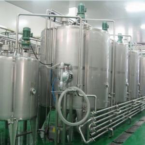 COCONUT-MILK-PROCESSING-LINE Manufactures