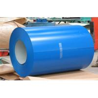 Buildings Roofing Systems Prepainted Galvalume Steel Coil Blue For Steel Tiles