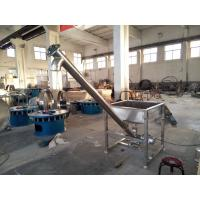 304  Stainless steel  Stainless steel auger screw conveyor for grains , wheat flour Manufactures