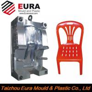 EURA Taizhou Custom New Design Plastic Chair Mould Manufacturer Manufactures