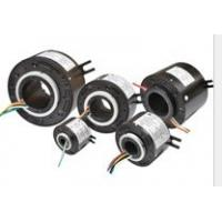 China ID12mm Through Bore Slip Ring Transferring Power or Data for Heavy Equipment Turrets on sale