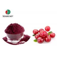 UTI Protection Freeze Dried Fruit Powder Bulk UV Test For Health Care Products Manufactures