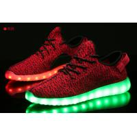 Adults led light t5 led red tube com led laces shoe clip light LED shoes sneakers women Manufactures